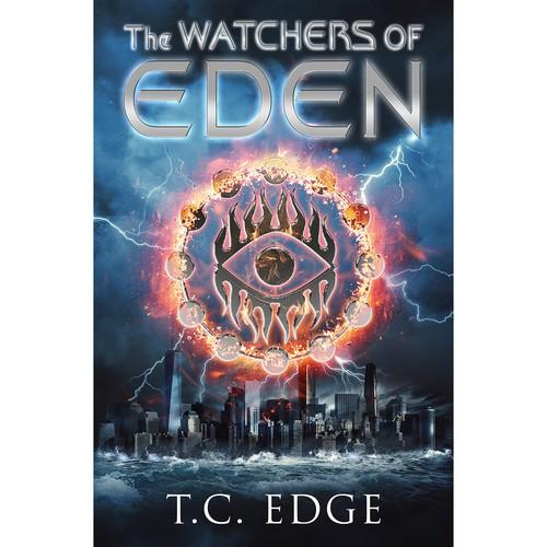 Book - The Watchers of Eden