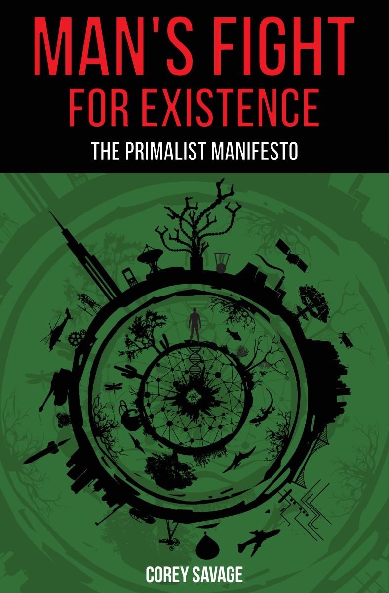 Design a political Book Cover to spread the idea to the world