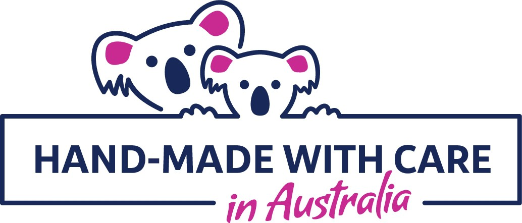 Hand-made in Aus