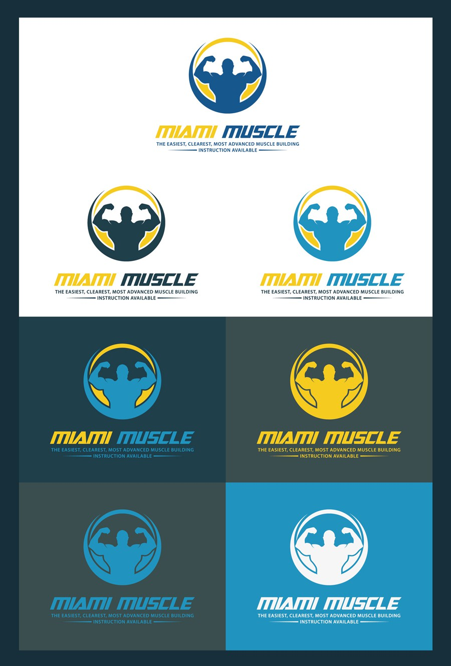 New logo wanted for Miami Muscle