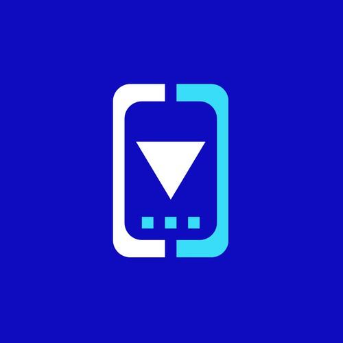 Cellphone symbol