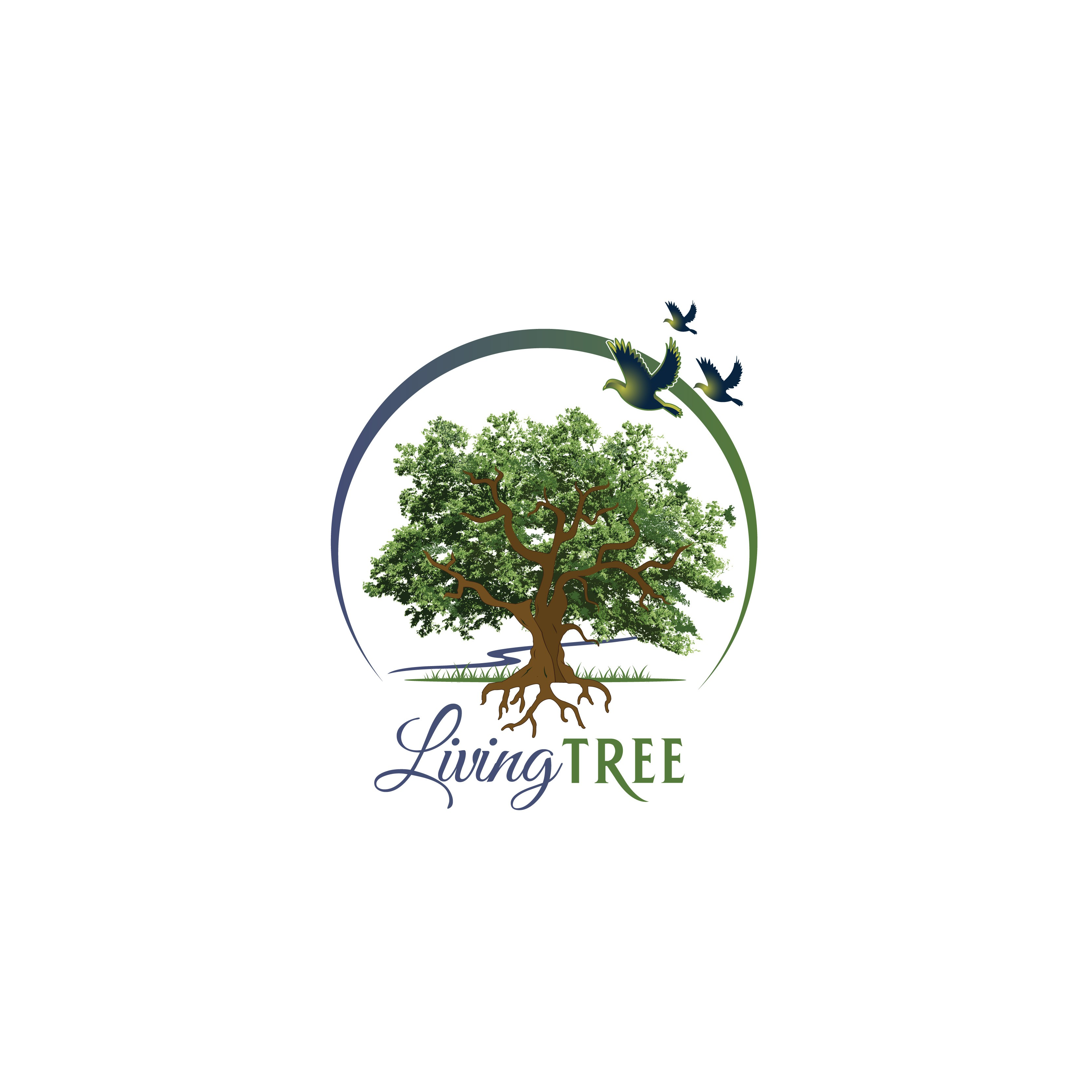 A simple design for LivingTree, be creative!
