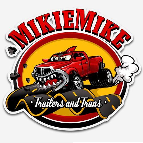 MikieMike logo