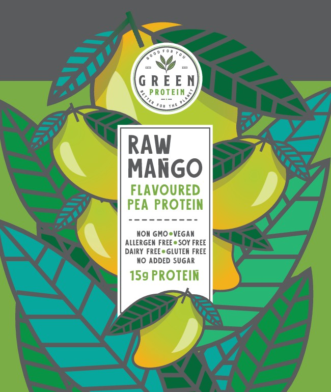 Flavoured pea protein Sachet to appeal to millenials and Gen Z