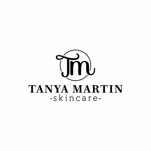 TANYA MARTIN Logo Concept