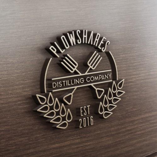 Plowshares logo design