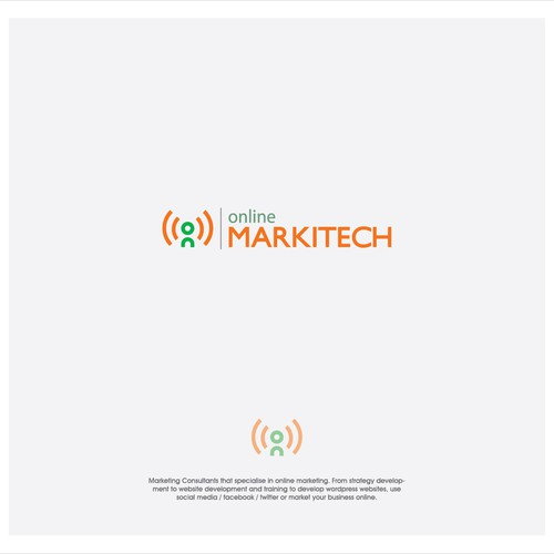 Designs for online MARKITECH
