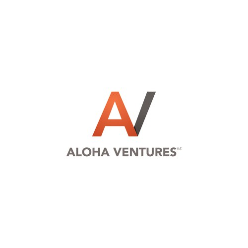 Logo concept for Aloha Ventures
