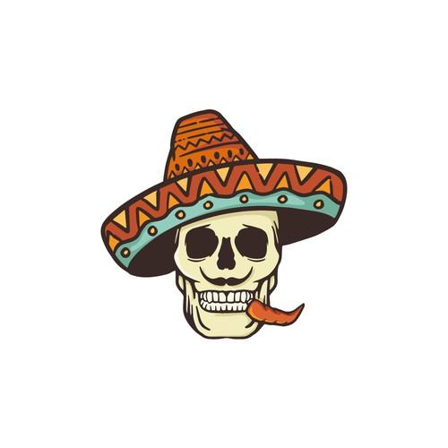 Spicy Skull