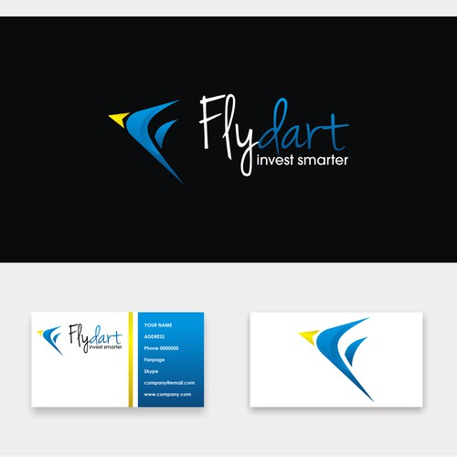 Logo package for investment management firm