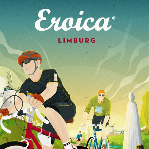 Eroica poster design