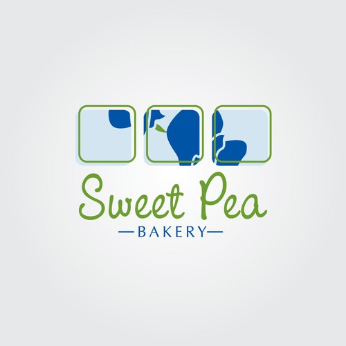 Sweet Pea Bakery needs a new logo