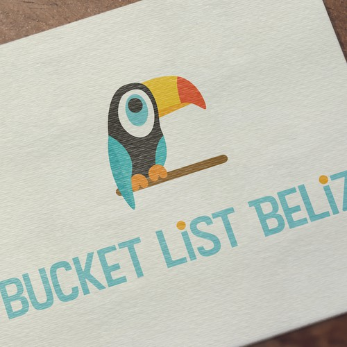 Logo Concept for a Hotel in Belize