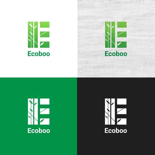 Logo concept for ECOBOO