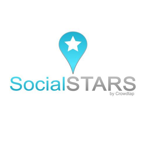 logo for SocialStars or socialSTARS