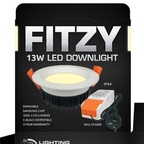 LED Downlight Box