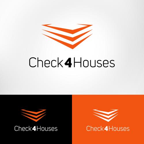 Check 4 Houses logo