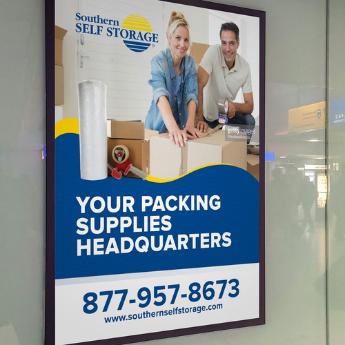 Packing poster
