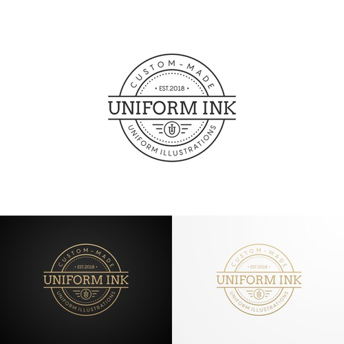 uniform ink