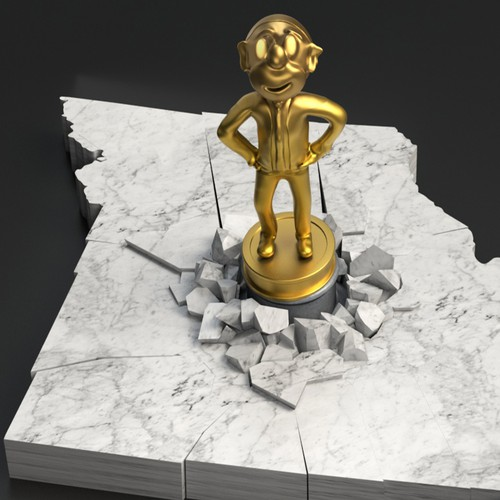 3d statue design missouri