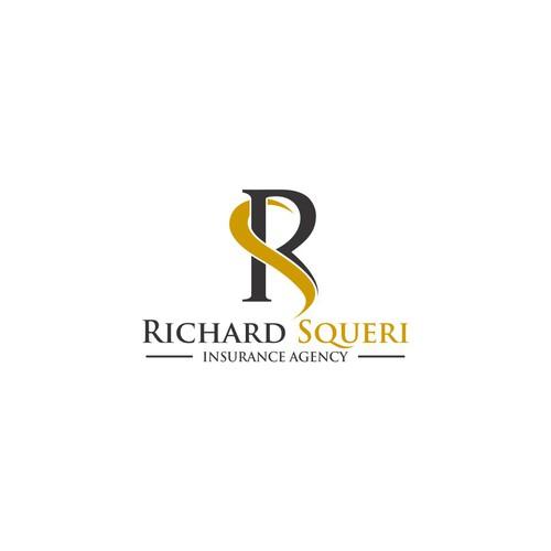 Bold logo concept for Richard Squeri