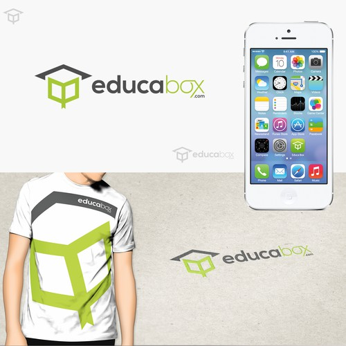 Are you a superstar designer? Help us create an awesome logo for Educabox.com - GUARANTEED PROJECT