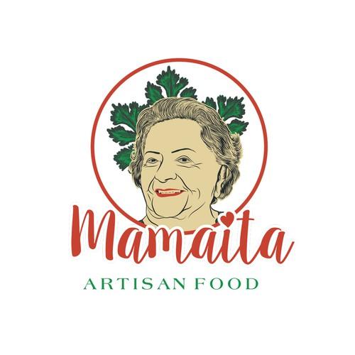 Artisan Food logo design.