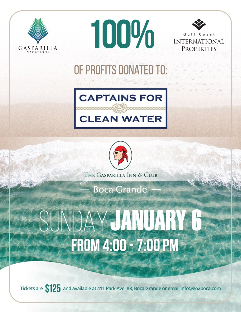Create a Double Sided Postcard for Non-Profit, Clean Water Event