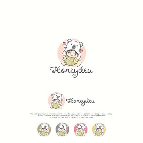 character logo for Honeydeu