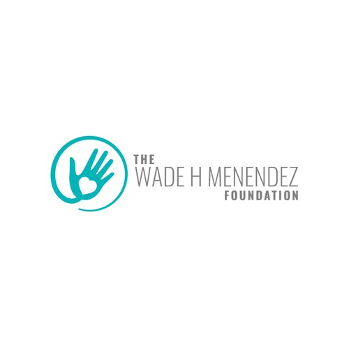 The Wade H. Menendez Foundation Logo Design