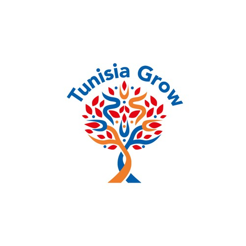 Tunisia Grow Logo