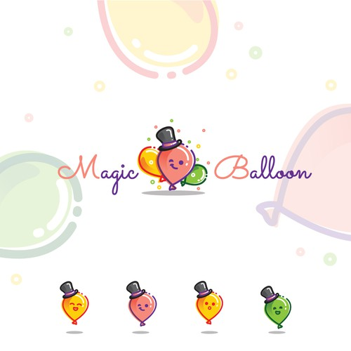 Cute balloon for Magic Balloon