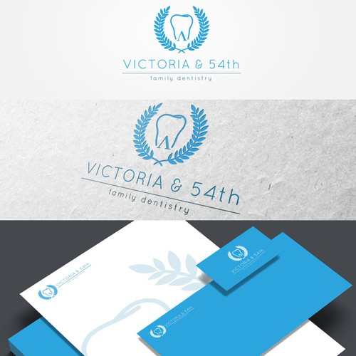Create a eye catching logo for a high-end Dental Group