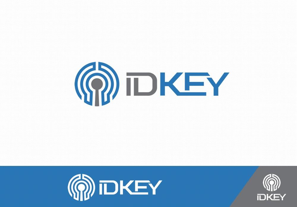 Create an IDKEY logo for Sonavation