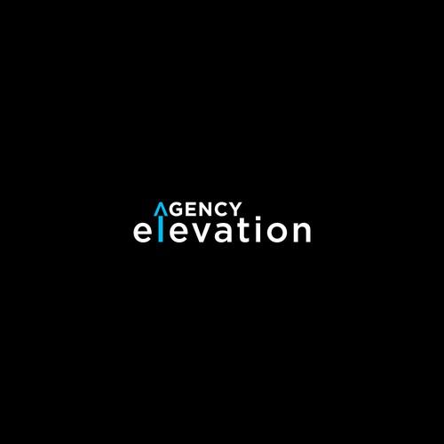 wordmark logo of Agency Elevation