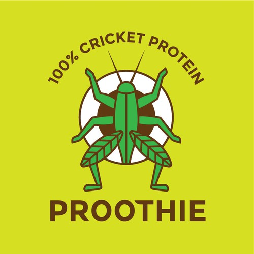 logo for package of cricket protein
