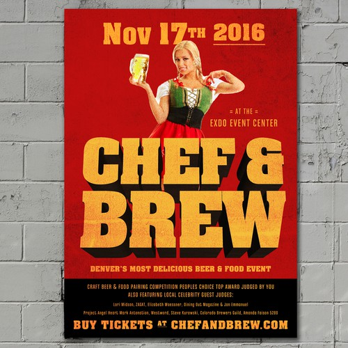 Beer Event Poster