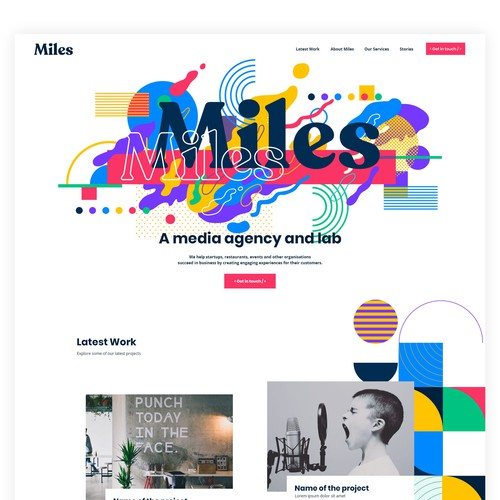 Miles Agency & Lab