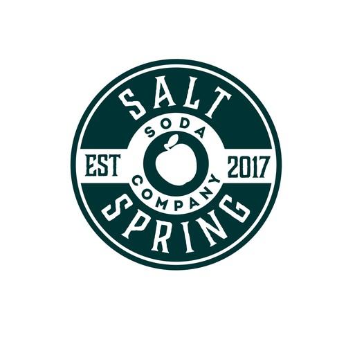 Salt Spring soda company