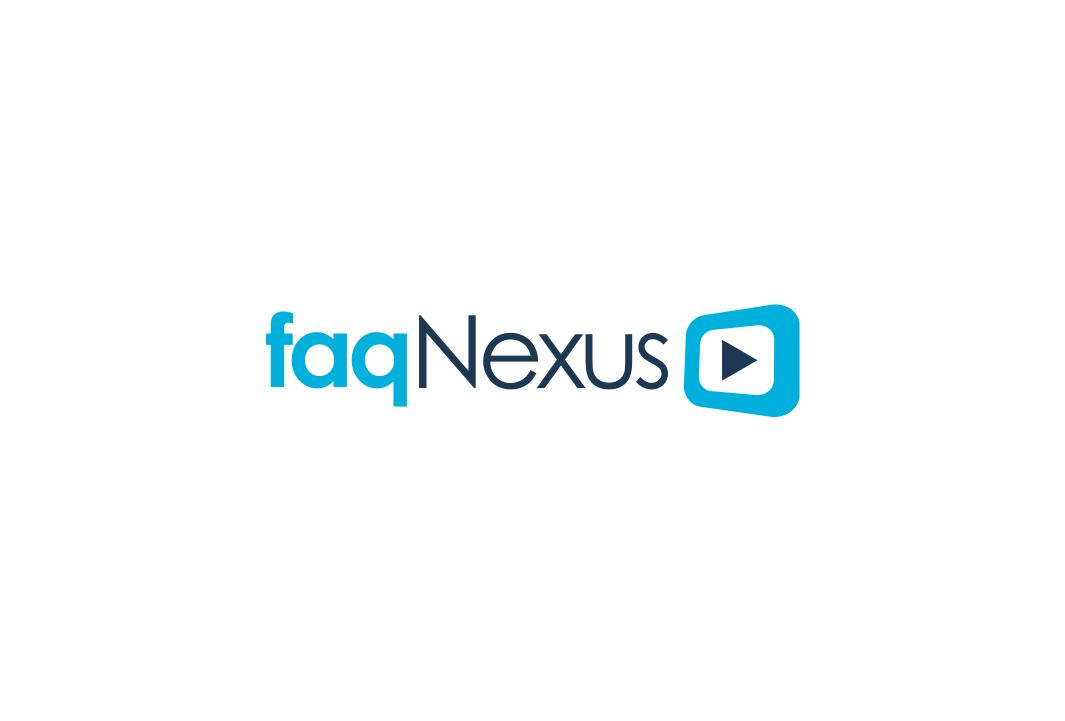 Create the next logo for faqNexus