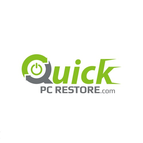 Help Quick PC Restore.com with a new logo
