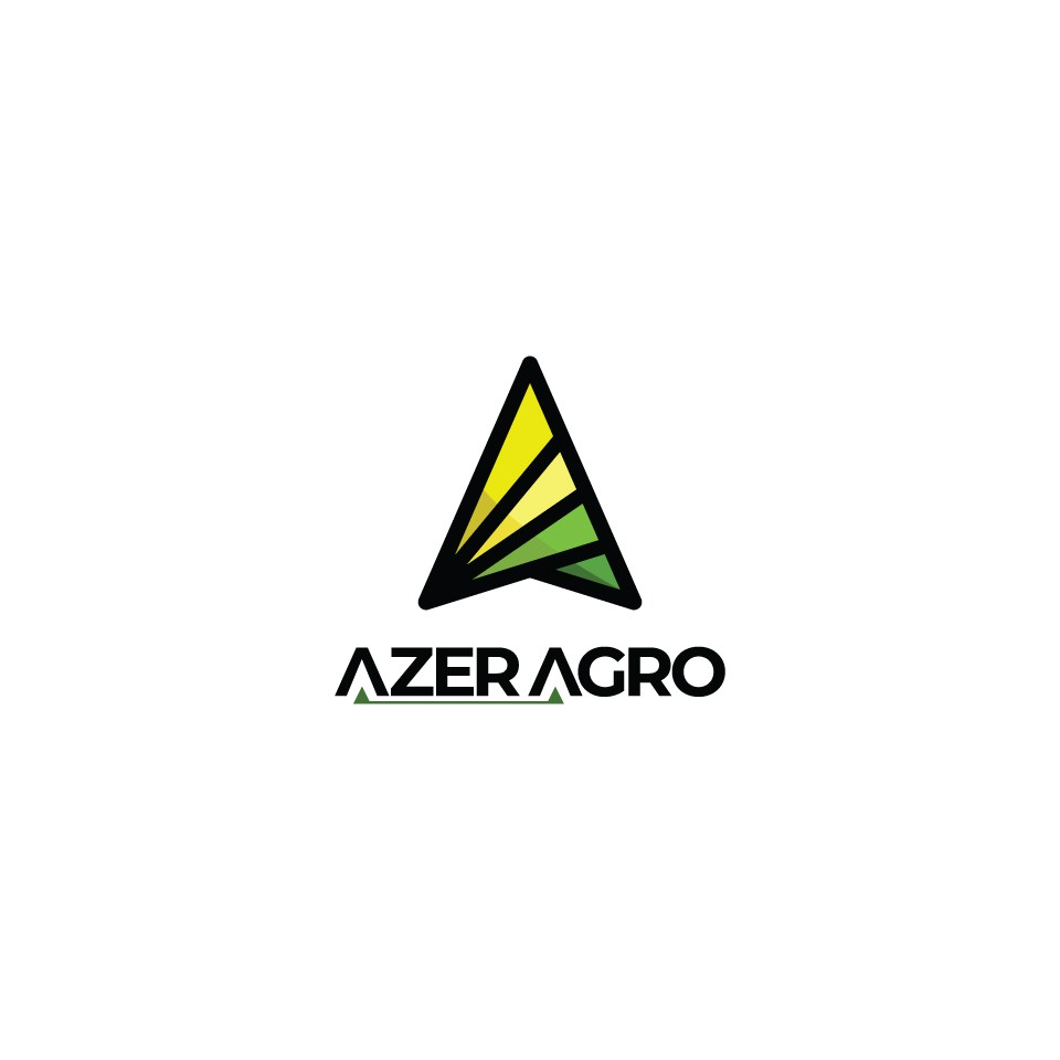 Create modern logo for agriculture company.