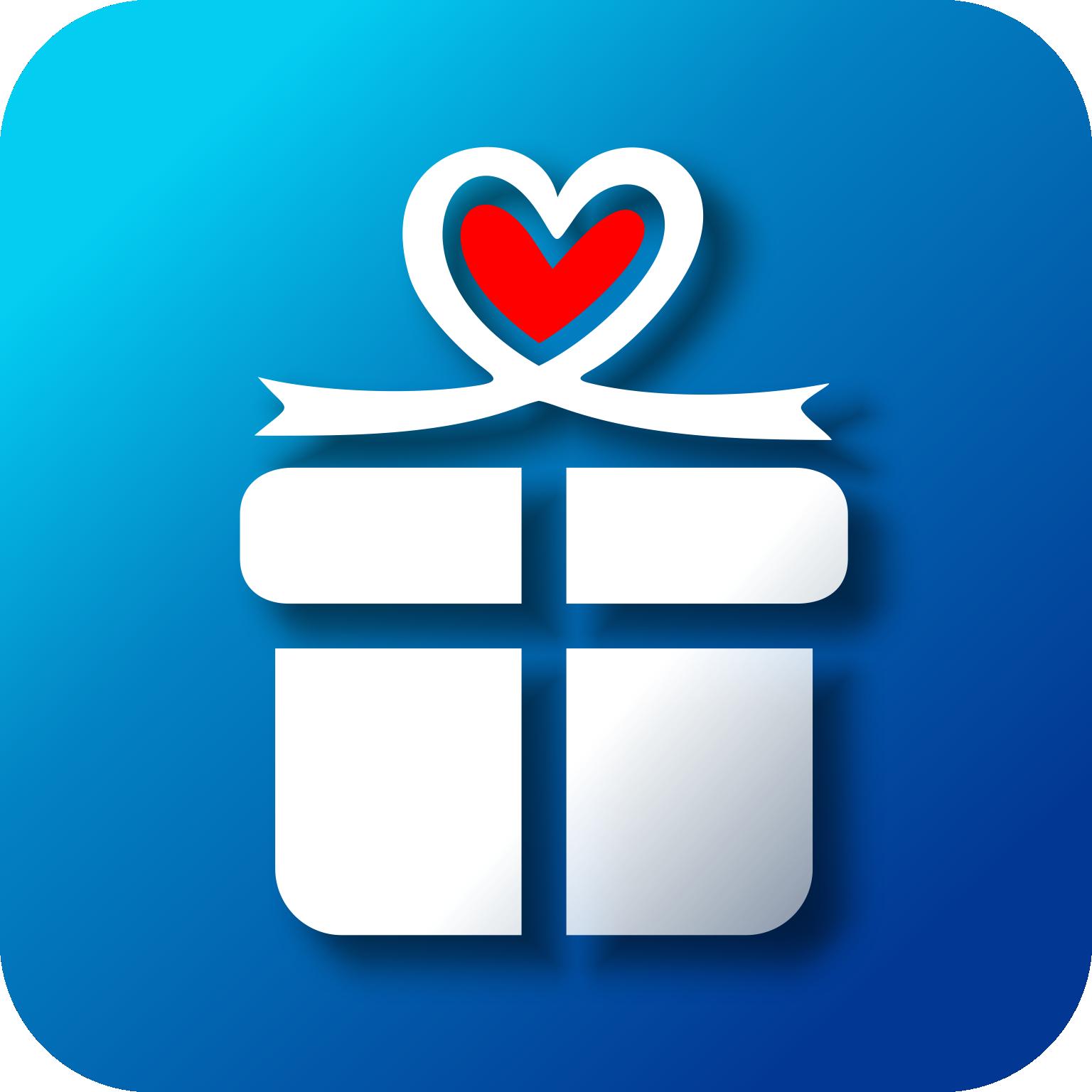 Geschenke App benötigt ein aussagekräftiges Logo