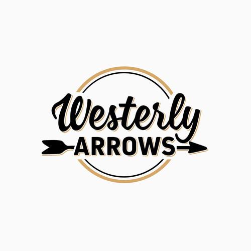 Logo concept for Westerly arrow