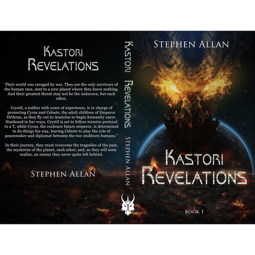 Book Cover - Kastori Revelations