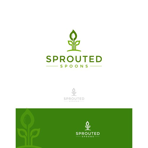 sprouted