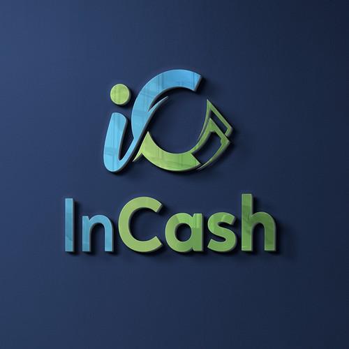 Innovative Logo For InCash Digital Wallet