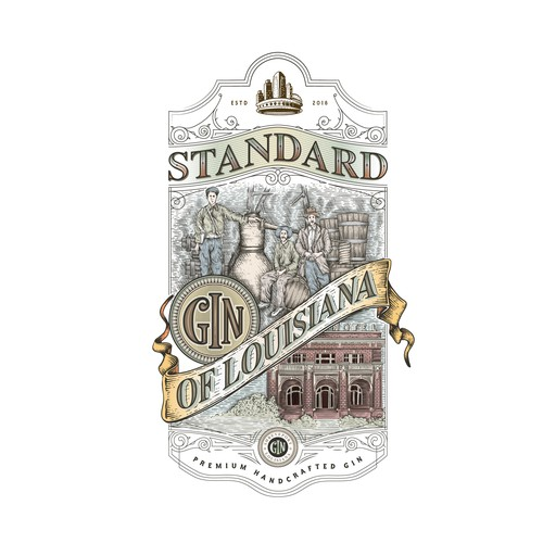 Standard Gin of Louisiana