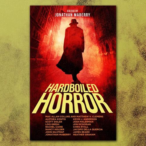 Hardboiled Horror cover entry