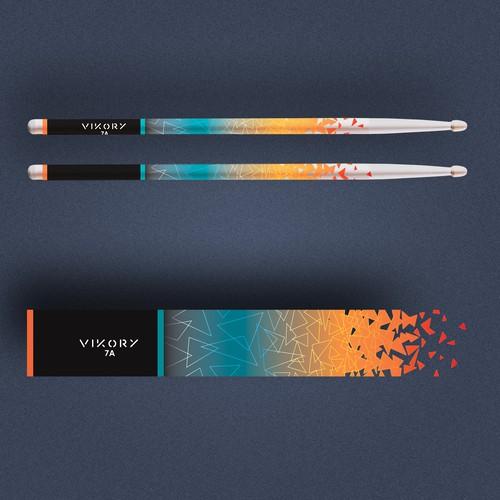 Drumstick design